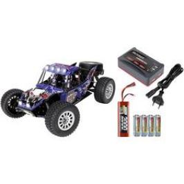 RC model auta buggy Reely Dune Fighter 2.0, bezkefkový, 1:10, 4WD (4x4), 100% RTR, 45 km/h