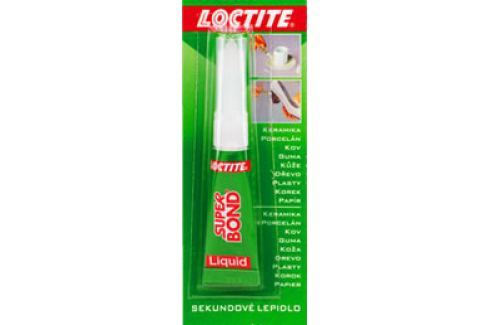 HENKEL Lepidlo Loctite Super Bond 3g - 3 g